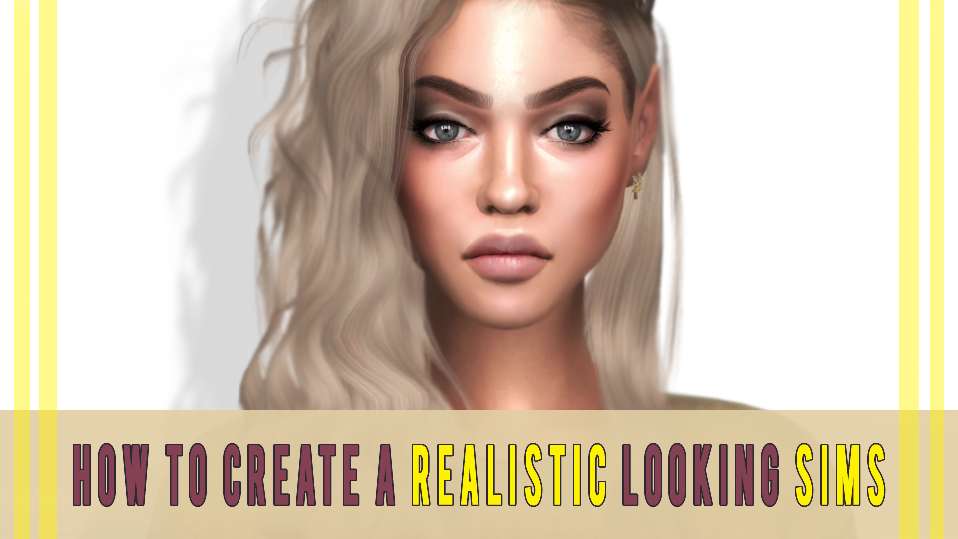 sims 4 one creator challenge