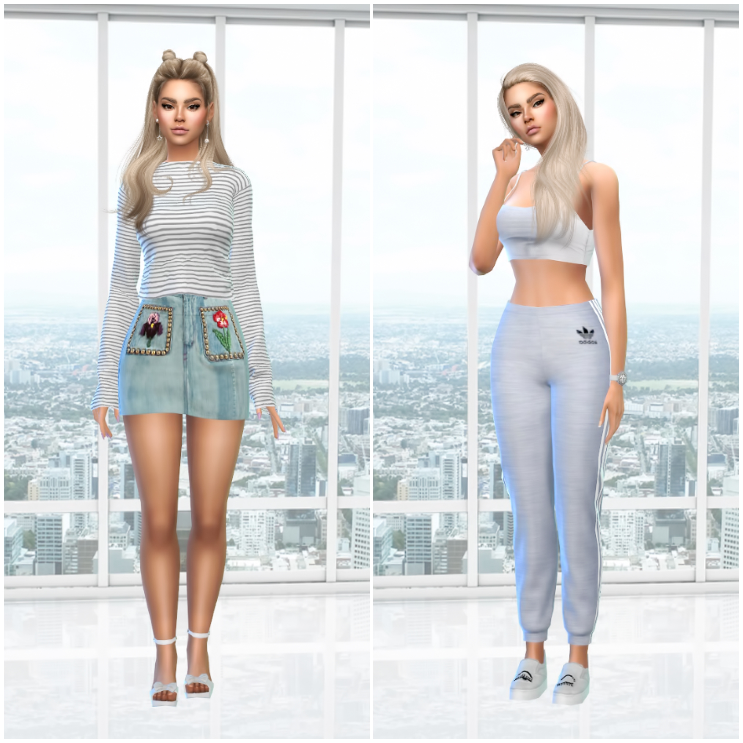 how to create a sim in sims 4